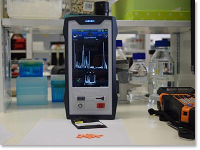 Spie Professional Raman Spectroscopy For Drug Safety