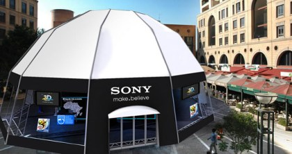 Sony 3D World Cup