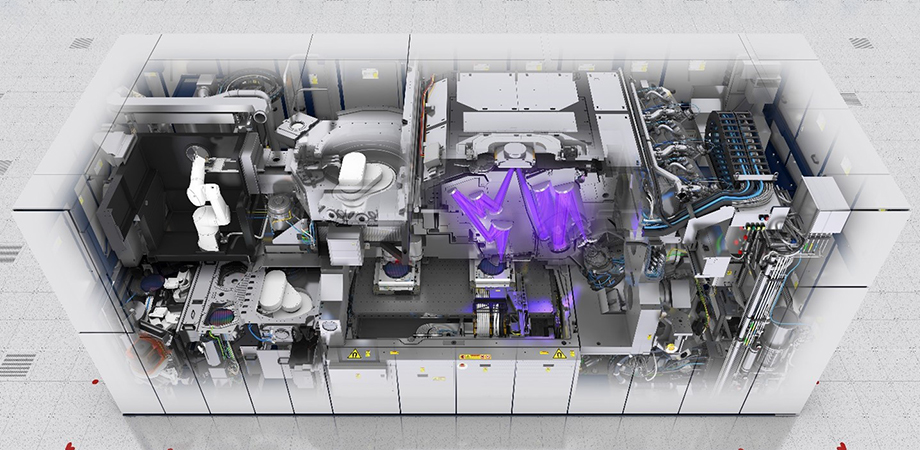 EUV lithography system