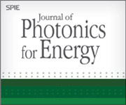 Journal of Photonics for Energy