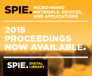 Browse SPIE Proceedings from Micro+Nano Materials