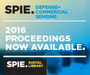 Browse SPIE Proceedings from SPIE Defense + Commercial Sensing