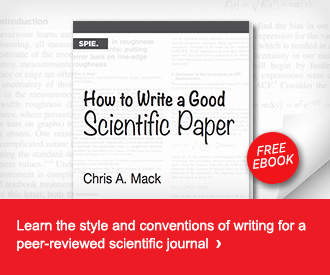 How to Write a Good Scientific Paper