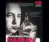 Ted Maiman Poster