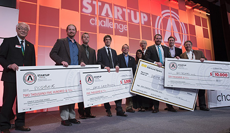 Become a sponsor of the SPIE 2016 Startup Challenge