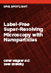 Label-Free Super-Resolving Microscopy with Nanoparticles