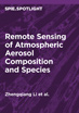 Remote Sensing of Atmospheric Aerosol Composition and Species