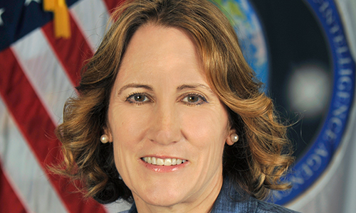 Speaker: Cynthia Daniell, Director of the Research Directorate for the National Geospatial-Intelligence Agency (United States)