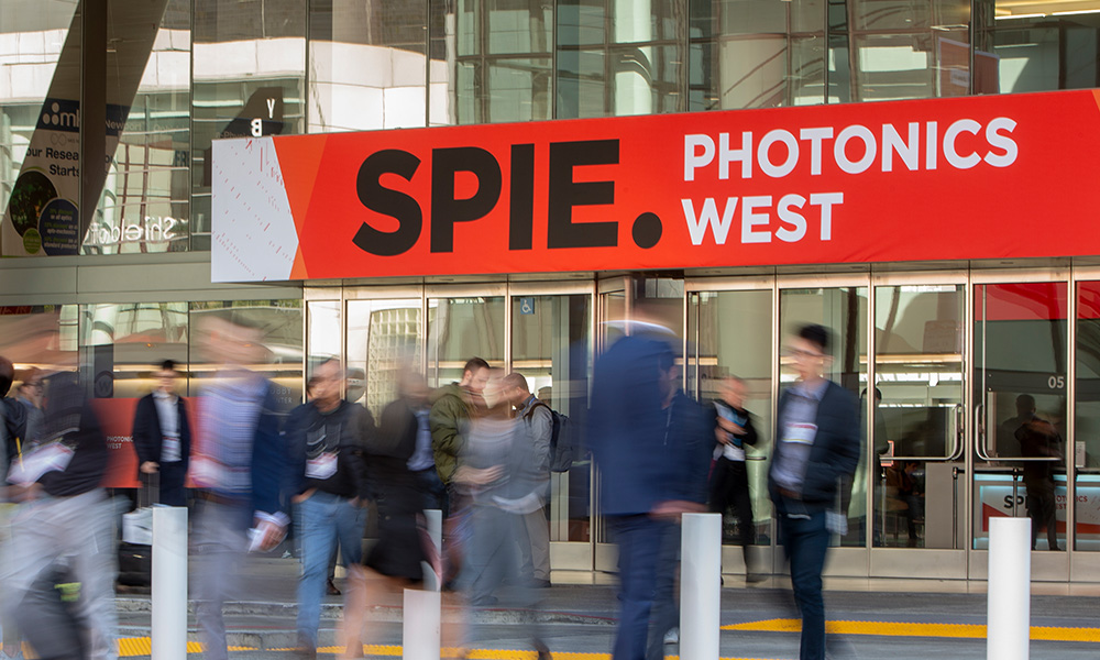 Attend Photonics West in San Francisco