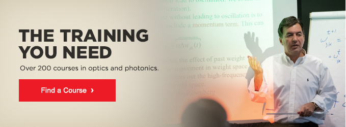 Browse SPIE Courses