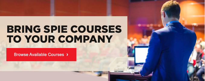 Find courses available for in-company training