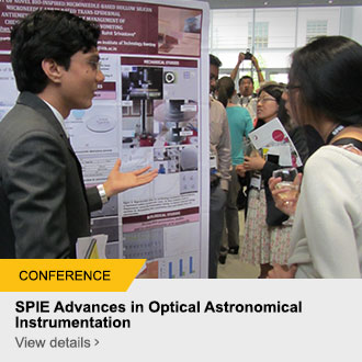 https://spie.org/AU/conferencedetails/advances-in-optical-astronomical-instrumentation