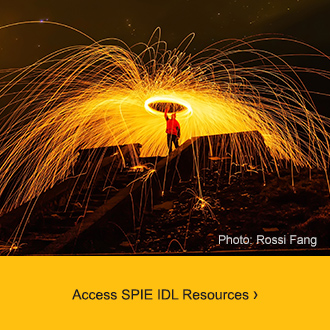 Access SPIE IDL Resources