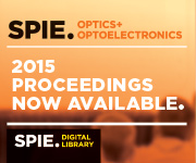 Browse SPIE Proceedings from Optics + Optoelectronics