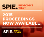 Browse SPIE Proceedings from Photonics West