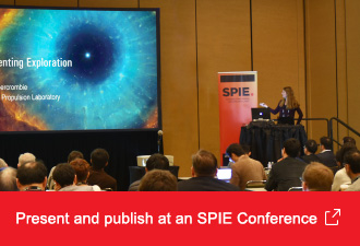 Present and Publish at an SPIE conference