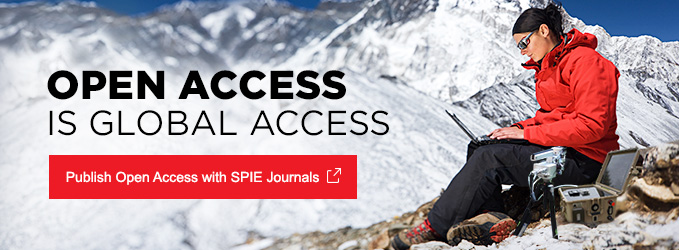 Open Access in SPIE Journals