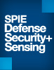 logo for SPIE Defense, Security, and Sensing