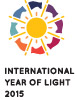 logo for the International Year of Light 2015
