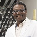 Samuel Achilefu of Washington University School of Medicine in St. Louis