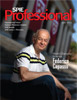 Federico Capasso on the cover of SPIE Professional magazine