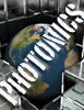 image of photonics and globe, SPIE Professional