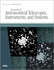 Journal of Astronomical Telescopes Instruments and Systems