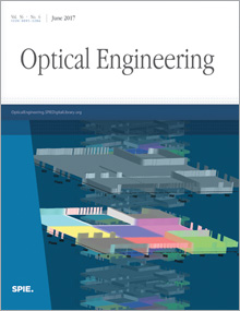 SPIE Journal of Optocal Engineering
