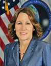 Cynthia Daniell,  Director of the Research Directorate for the National Geospatial-Intelligence Agency (US)