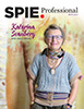 cover of July 2017 SPIE Professional magazine